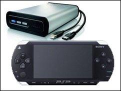 Sony PSP Nachfolger? - Sony PSP - Das Nachfolgemodell mit Festplatte?