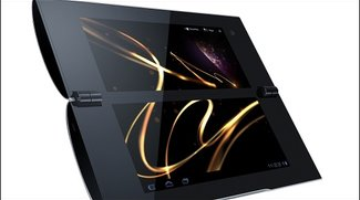 Sony Tablet P - IFA-Video: Dualscreen-Tablet im Hands-on