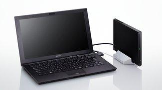 Sony VAIO Z - Flache Flunder mit externer Grafikkarte