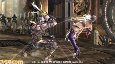 Soul Calibur IV- Frische Prügelimpressionen eingeschlagen