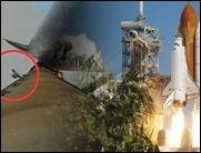 Space Shuttle: Doch Schaden am Flügel?