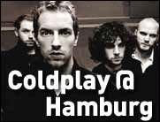 Special Tickets für Coldplay!