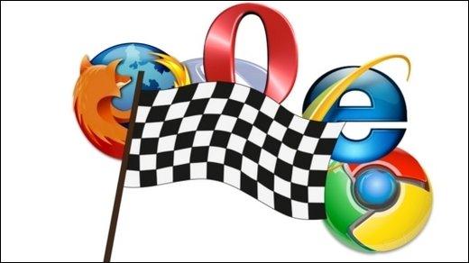 Speed-Test - Schnellster Browser ist Opera