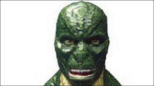 Spider-Mans neuer Gegner - So wird der Lizard aussehen