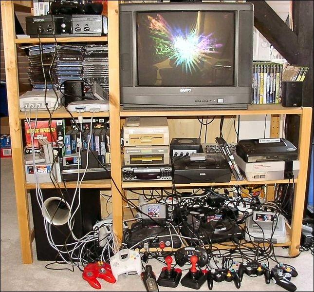 Spielekonsolen - Never change a running system?