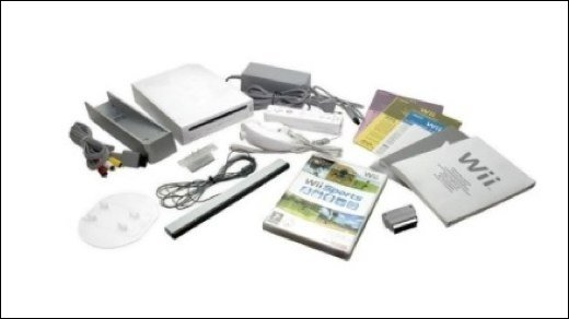 Spielkonsolen - Nintendo Wii Sports Resort Bundle für 128 Euro bei Cyberport