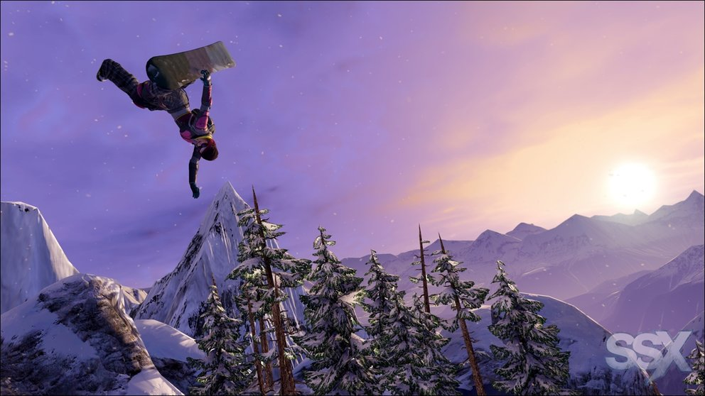 SSX: Die Gameplay-Modi im Video