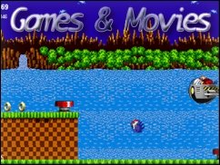 Stachelige Filme und Spiele