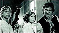 Star Wars Backstage - Geniale Bilder aus dem Backstage-Bereich