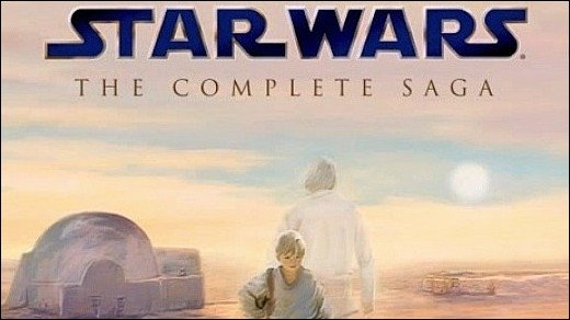 Star Wars - Die Blu-Ray-Box bricht Zasterrekorde