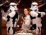 Star Wars Kuchen - Toter Tauntaun aus Marzipan - Nerdiger geht es wohl nicht mehr!