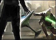 Star Wars: The Force Unleashed - Es ist angerichtet: Rebellen-Geschnetzeltes mit Vader-Soufflé