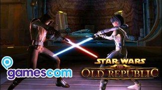 Star Wars: The Old Republic - Gamescom Video-Vorschau