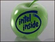 Steve Jobs hat es getan: Apple künftig mit Intel