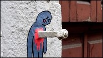 Street Art  - Bilder vom Feinsten!