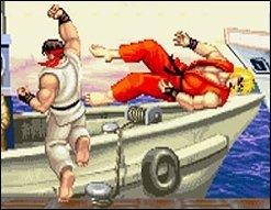 Street Fighter II Tournament - Eddy's Revenge