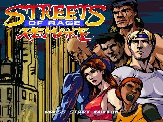Streets of Rage Remake - UPDATE: Fan Projekt ist fertig, Download deaktiviert