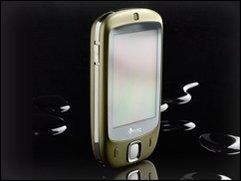 Stylisch und praktisch: Das HTC P3470 und Apple's TV