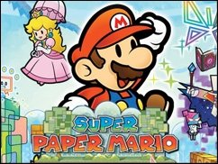 Super Paper Mario im Wiimotion-Test