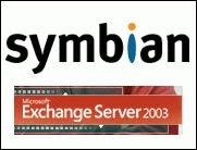 SymbianOS mit Exchange Synchronisation