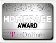 T-Online Homepage-Award und Baphomets Fluch 2.5