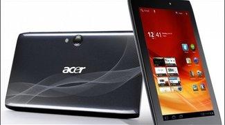 Tablets - Erste Videos und Bilder von Acers 7 Zoll Iconia Tab A100