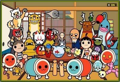 Taiko No Tatsujin (PS2) - Die große GIGA-Woche der Importperlen