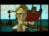 Tales of Monkey Island: Wii-Version - Buchstabenverkauf