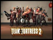 Team Fortress 2 - Heavy Weapons Guy porträtiert