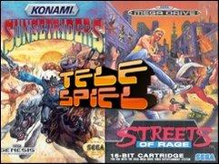 Telespiel im Doppelpack: Sunset Riders und Streets of Rage