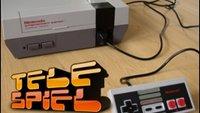 Telespiel Premiere mit Nintendos erster Konsole: Das NES
