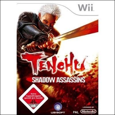 Tenchu: Shadow Assassins - Die Meuchelmörder metzeln wieder!