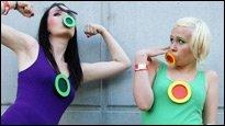 Tentacle Girls - Heißes Cosplay für Nerds