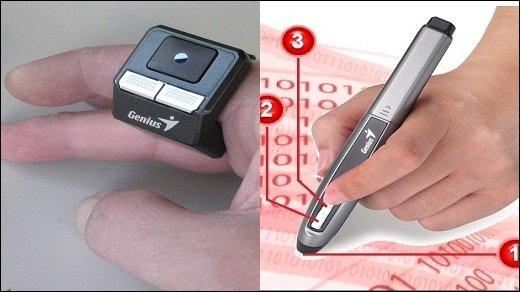 Testbericht - Genius Pen-Maus und Ringmaus erweitern Einsatzmöglichkeiten