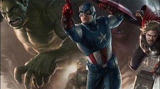 The Avengers - BUMM - neue Setvideos!