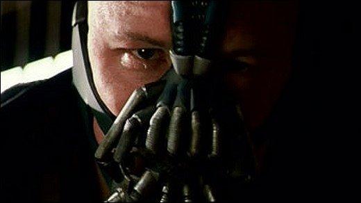 The Dark Knight Rises - Geheime Setbilder &amp&#x3B; -videos von Bane