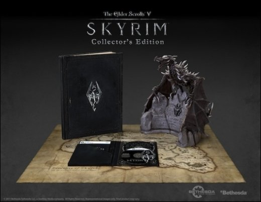 The Elder Scrolls V Skyrim Collectors