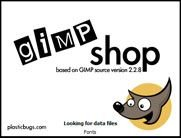 The GIMP + Photoshop-Optik = GIMPshop