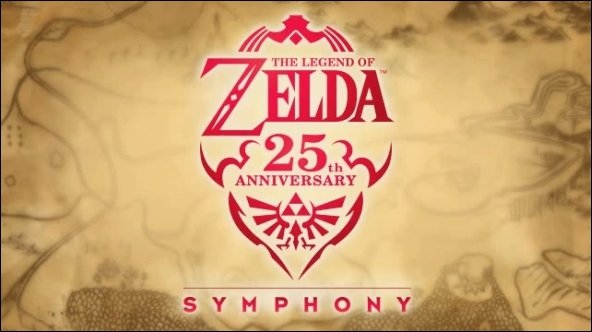 The Legend of Zelda - 25th Anniversary Europa-Konzert hat Datum und Ort