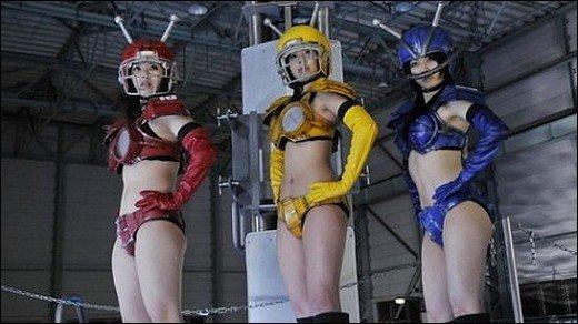 The Love Ranger - Power Rangers als Trash-/Sex-/Alles-Eintopf