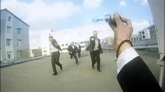 The Stampede - Mirror's Edge als irres Musikvideo