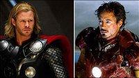 Thor & Iron Man - Sequels starten im Sommer 2013
