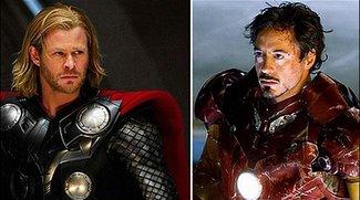 Thor &amp&#x3B; Iron Man - Sequels starten im Sommer 2013