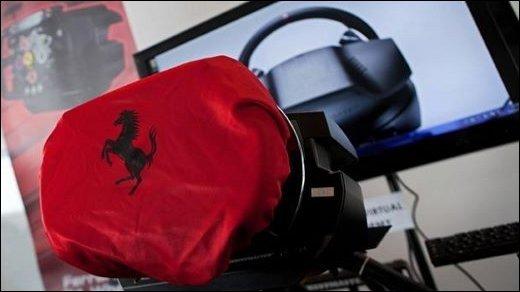 Thrustmaster Ferrari F1 - Neues Edel-Lenkrad für Ferrari-Enthusiasten