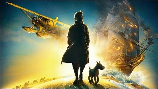 Tim und Struppi - Fetter Trailer zur Steven Spielberg-Verfilmung