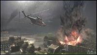 Tom Clancys EndWar- Spielszenen im Interview
