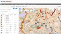 TomTom - Verkehrsmeldungen nun auch im Browser