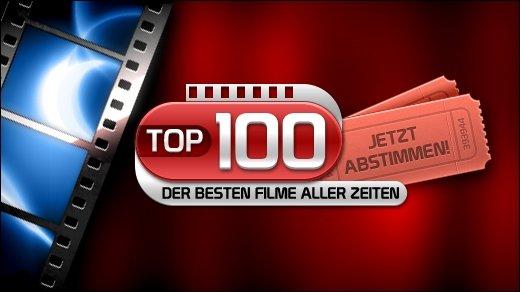 Top 100 - Die besten Filme aller Zeiten - Donnerstag endet die Abstimmung