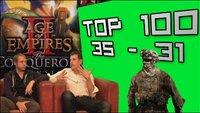 Top 100 - Die besten Spiele aller Zeiten - Ein neuer Schwung: Die Plätze 35 bis 31