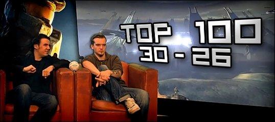 Top 100 - Die besten Spiele aller Zeiten - Es wird ernst: Hier sind die Plätze 30 bis 26